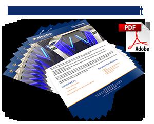SpeedBlade speed lane data sheet